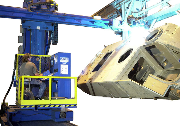 ARC-05M HCD GMAW Welding System