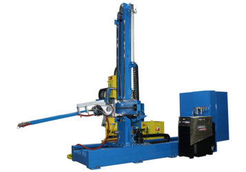 ARC-06S CNC SAW BOP Welding System