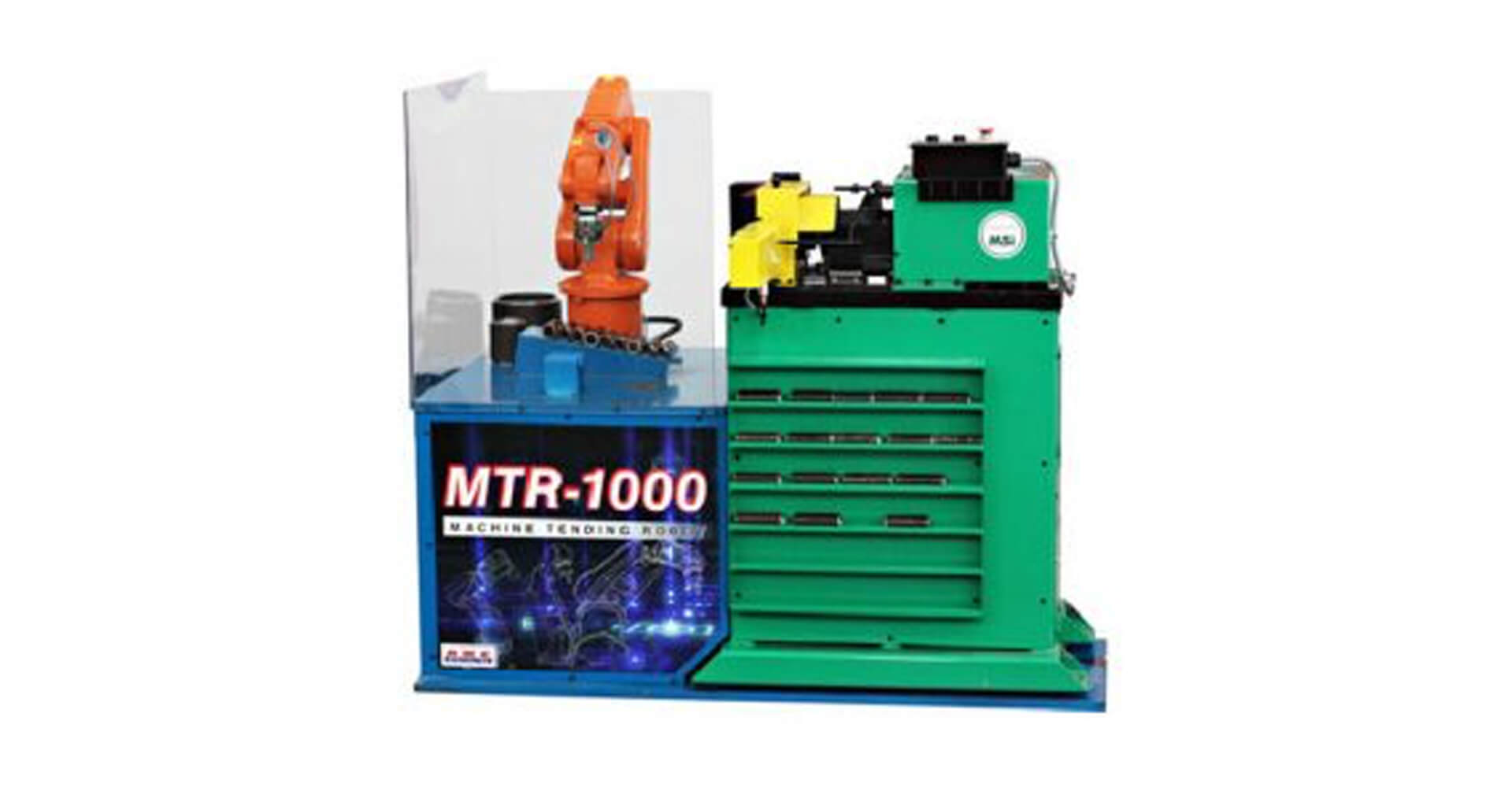 MTR-1000 Machine Tending Robot
