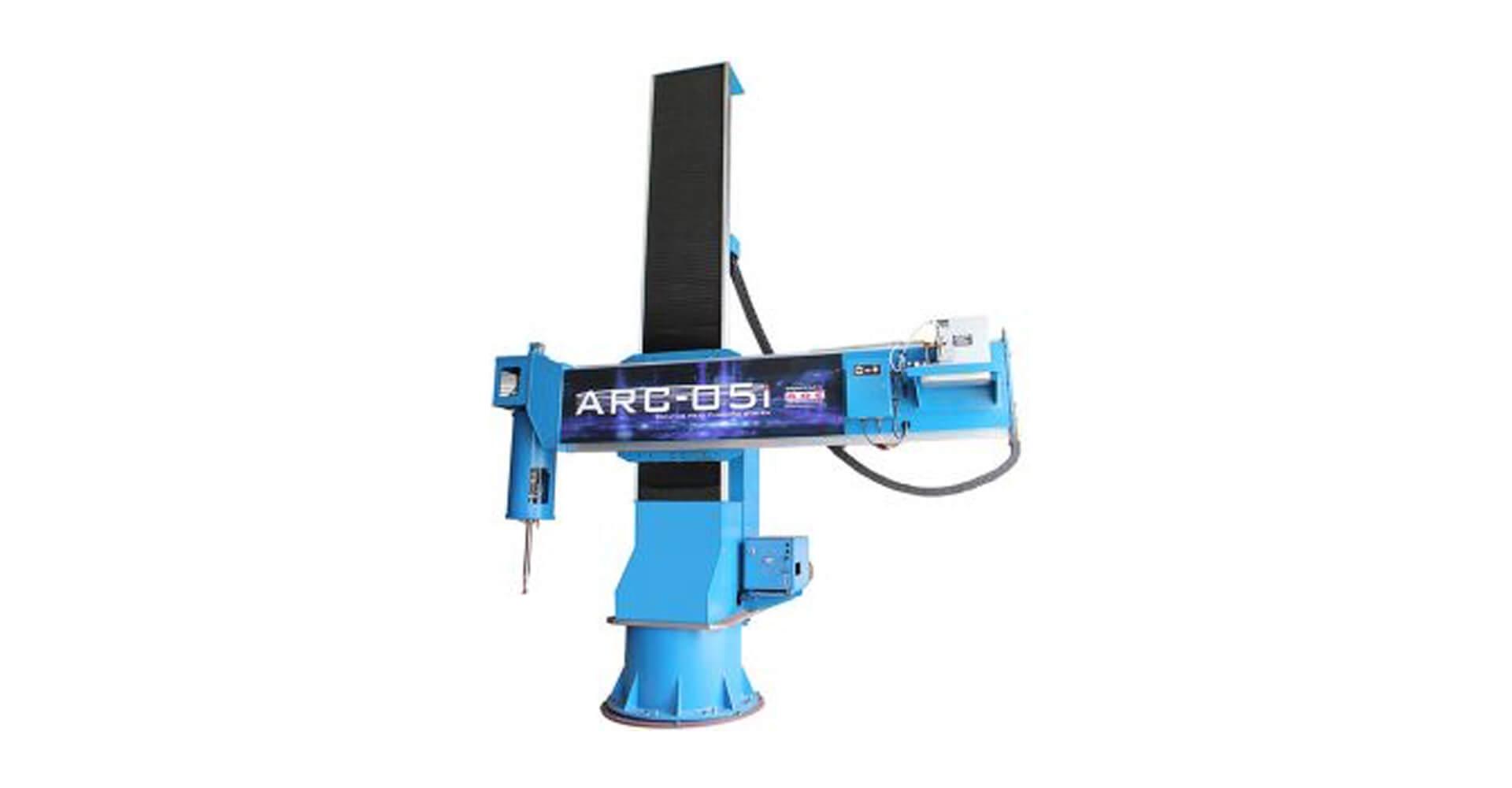 arc-05i_Rotating Head Cladding System