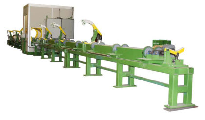 ARC-11B Pipe Belt Sanding Machine