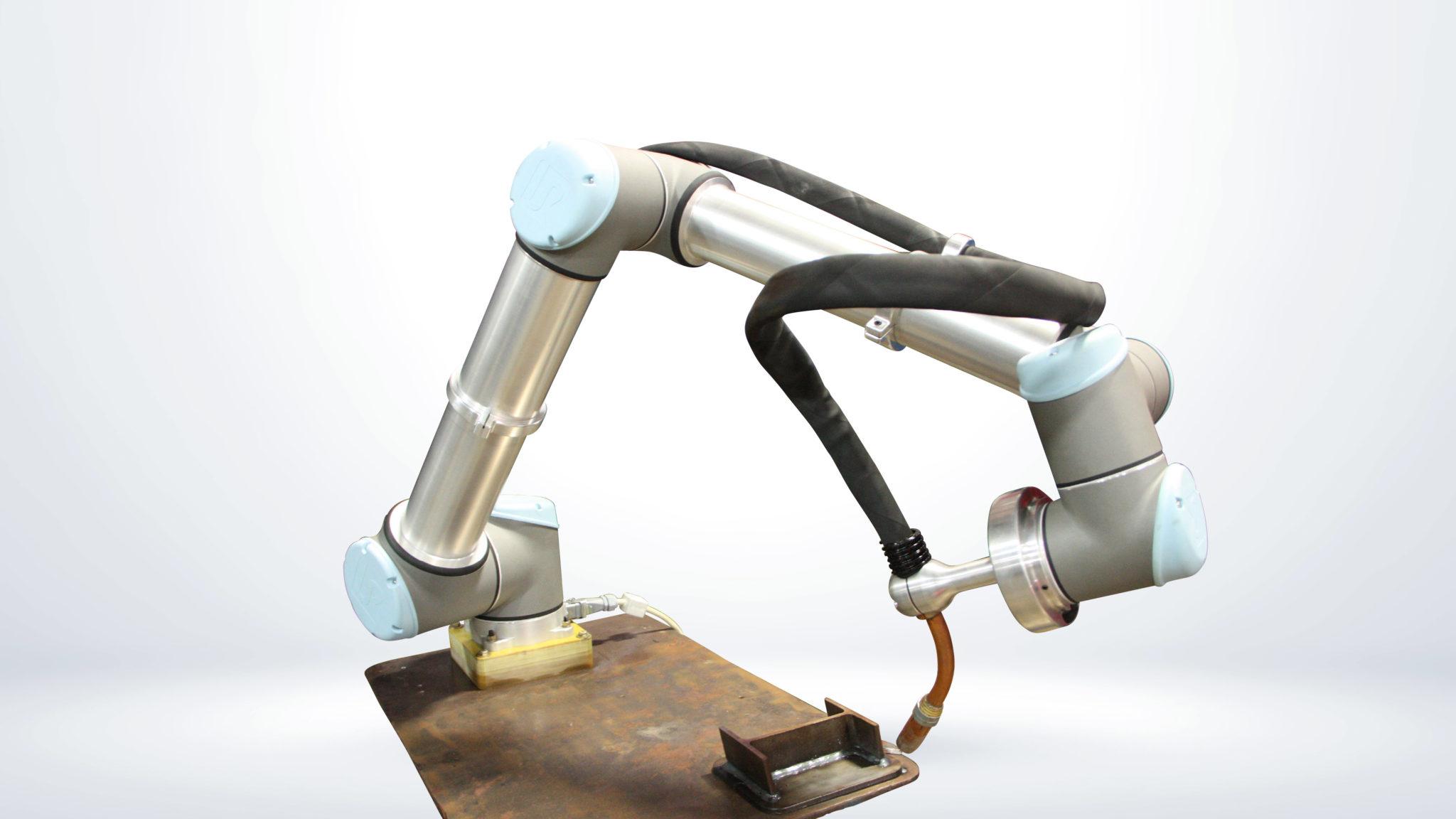 ARC Specialties Snapweld robotic arm