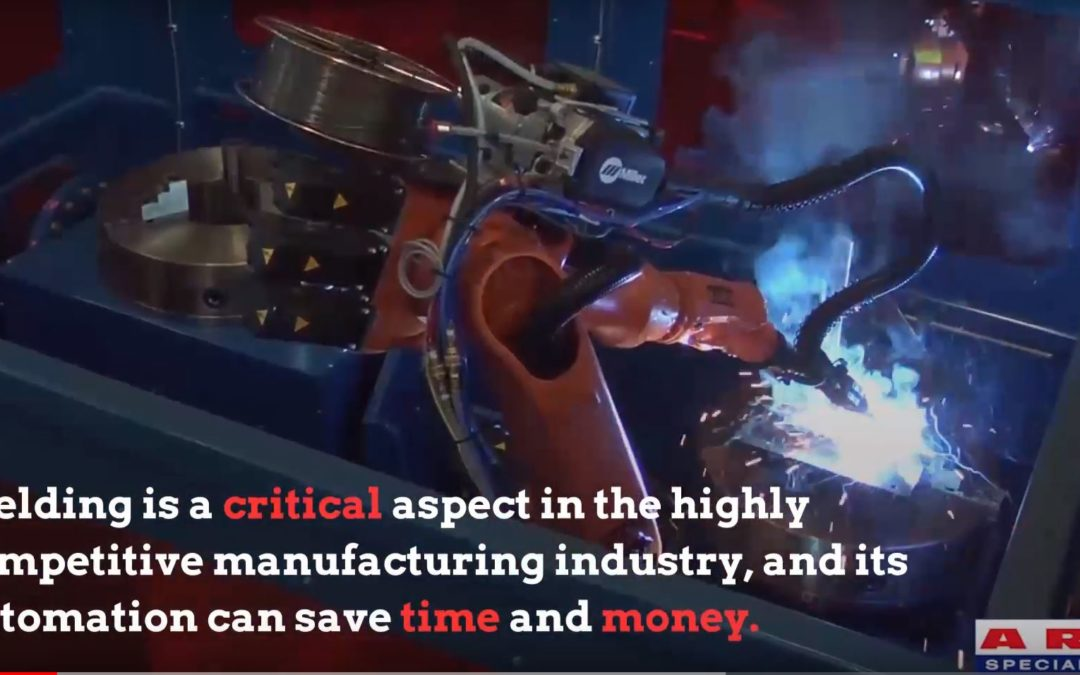 Introduction to Robotic Welding
