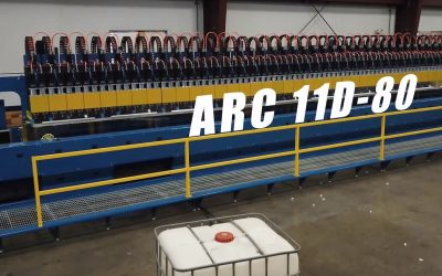 ARC SPECIALTIES | ARC 11D-80 | SPINDLE DRILL SYSTEM