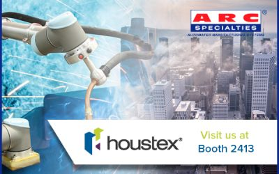 Arc Specialties at HousTex 2019!