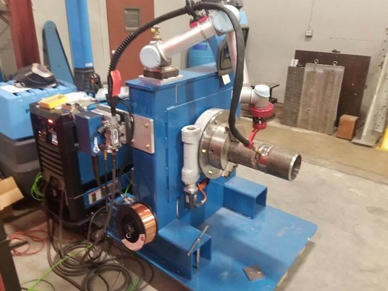 The Fabricator AI Pipe Welding