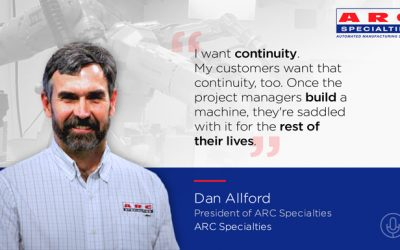 From a Small Garage to Big Success: The Story of Arc Specialties