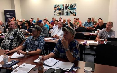 ARC Specialties Holds Class on Submerged Arc Welding