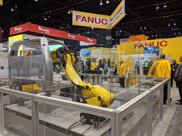 Why the World's Largest Supplier of Robots Attends Fabtech