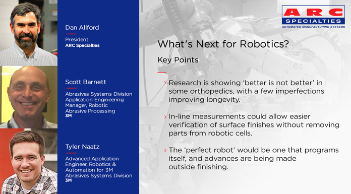 The Roboticist Chronicles: What's Next for Robotics?