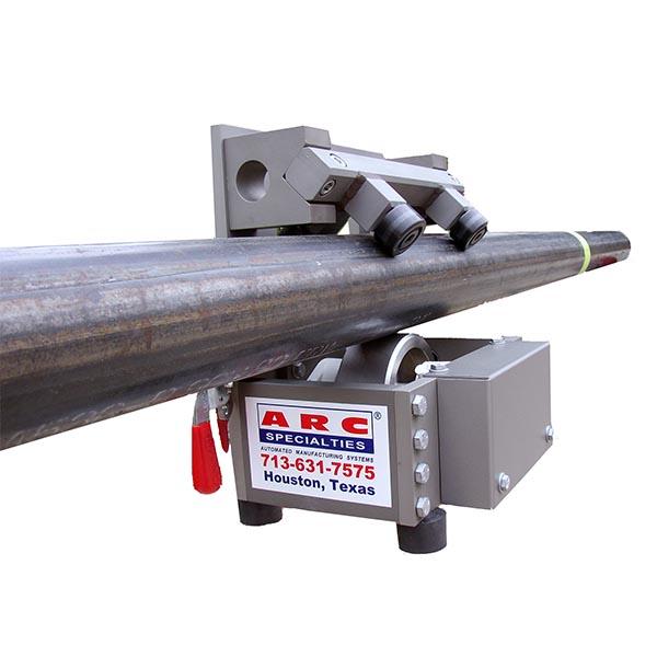 arc-01l measurement system measuring pipe