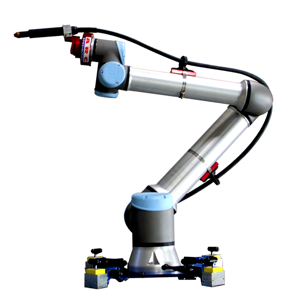 SnapCut cobot system with magnetic base