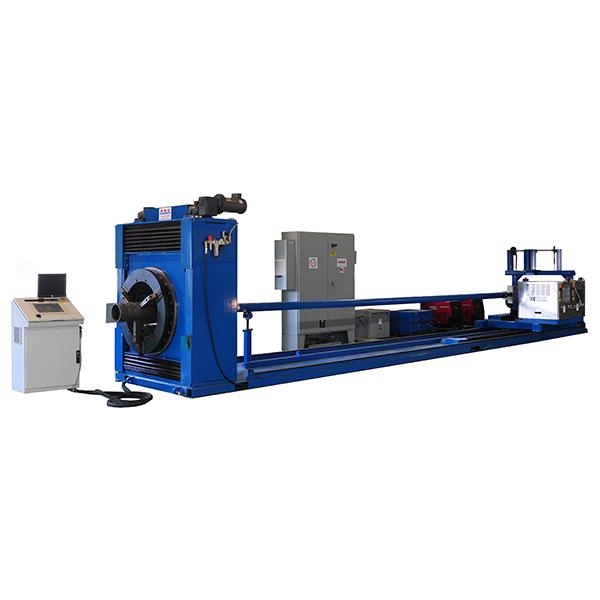 tri-pulse pipe cladding system