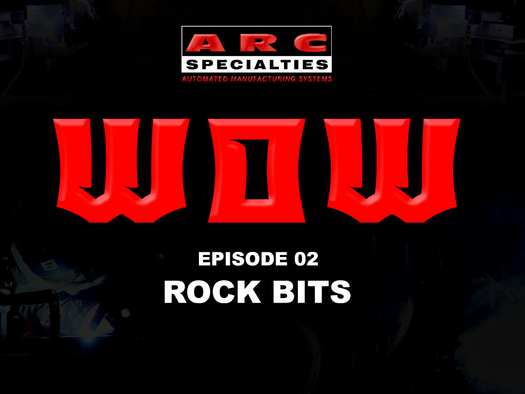 Weld of the Week Episode 02 Rock Bits
