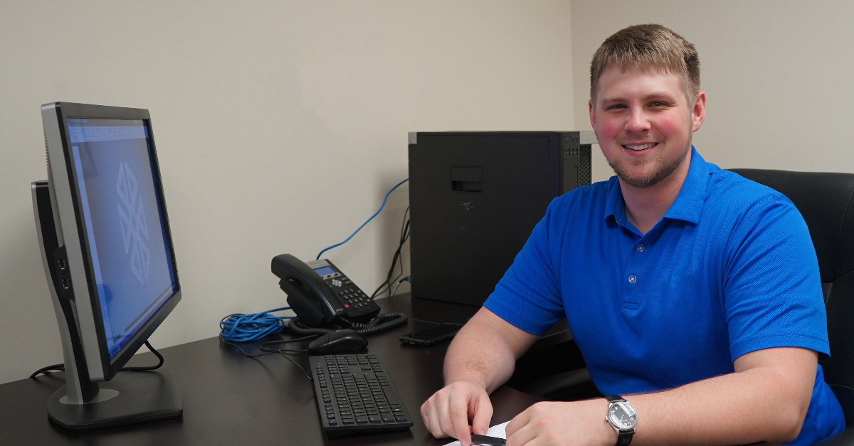Jacob Belleau Technical Sales Engineer ARC Specialties