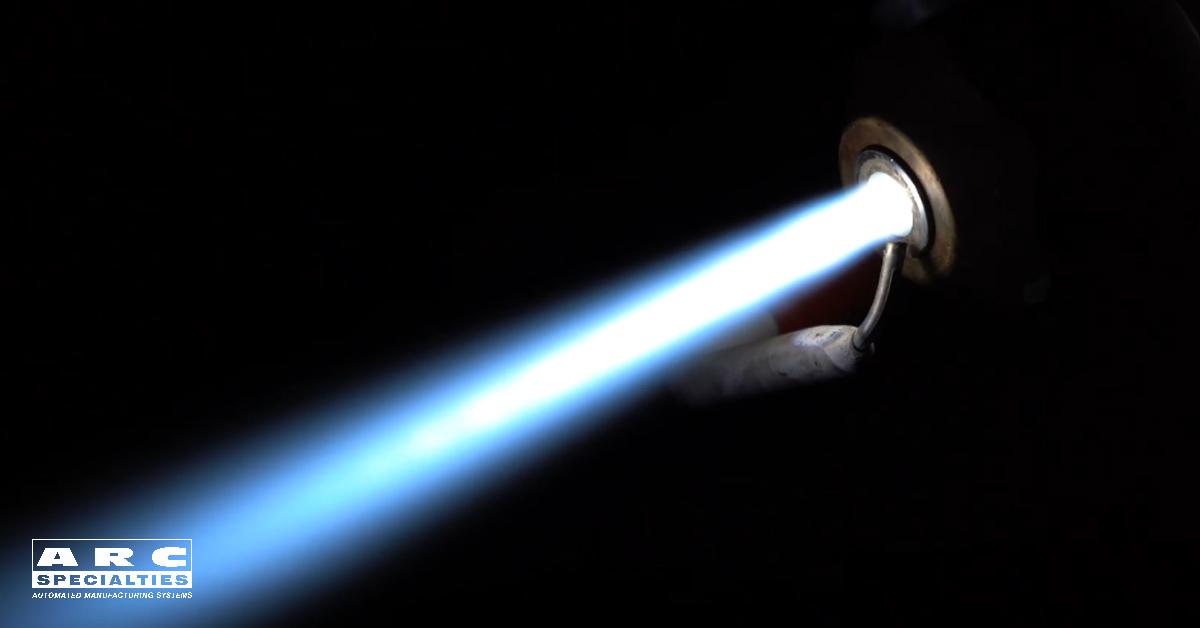 thermal spray arc specialties weld of the week episode 17