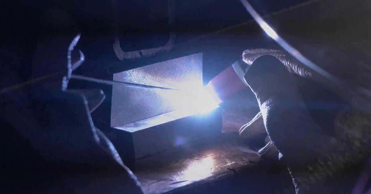 weld of the week arcspecialties tig welding aluminum